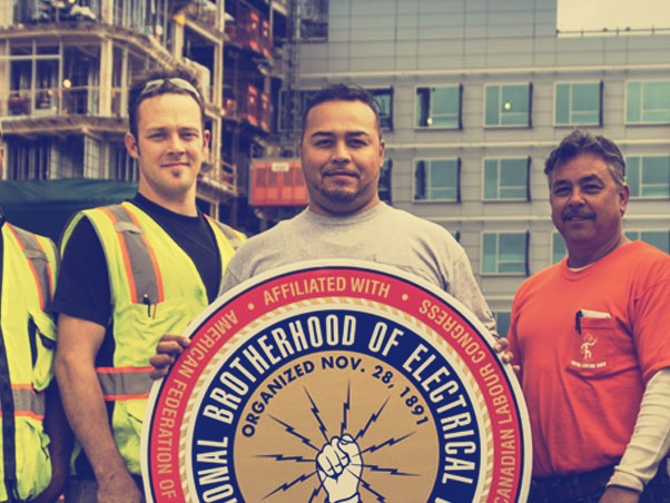 Case Study: International Brotherhood of Electrical Workers website